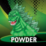 Kratom-Powder
